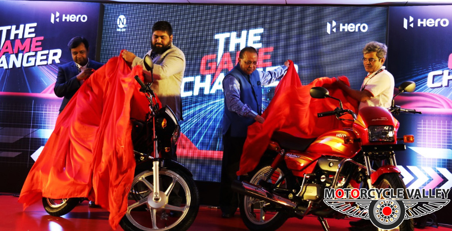New-Hero-Splendor+-launched-with-IBS-&-i3S-technology