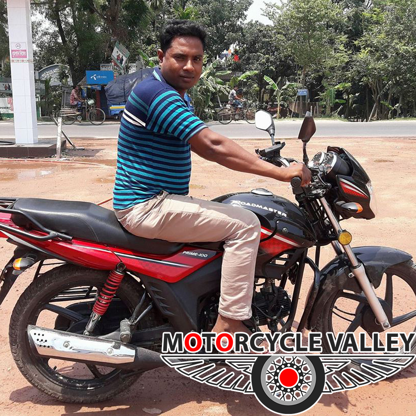 Roadmaster-Prime-100-user-review-by-Shah-Alom
