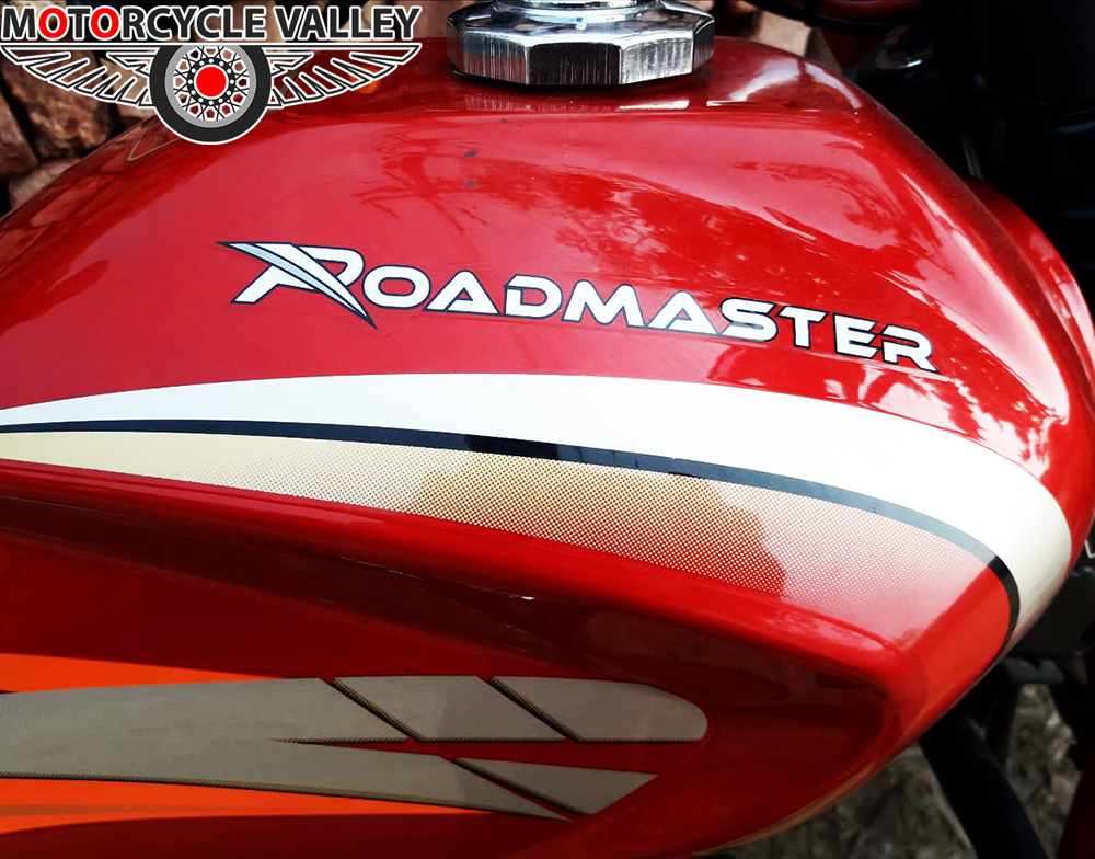 Roadmaster-Prime-user-review-by-Anowar-Hossain-Fuel-Tank