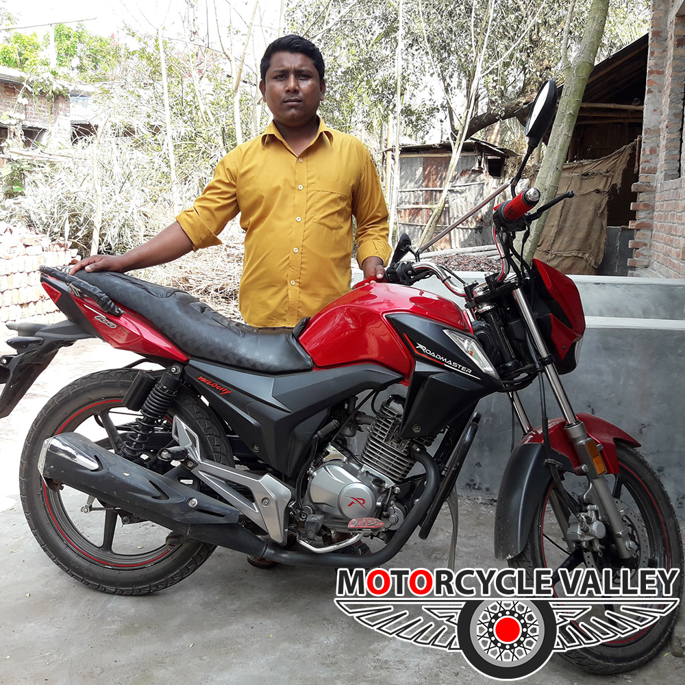 Roadmaster-Velocity-100cc-user-review-by-Rubel-Ali