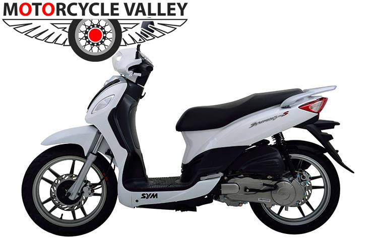 SYM Symphony S 125cc Feature Review Motorbike review