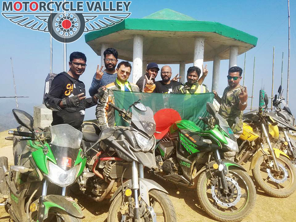 Six-young-bikers-win-Keokradong-traveling-by--bikes