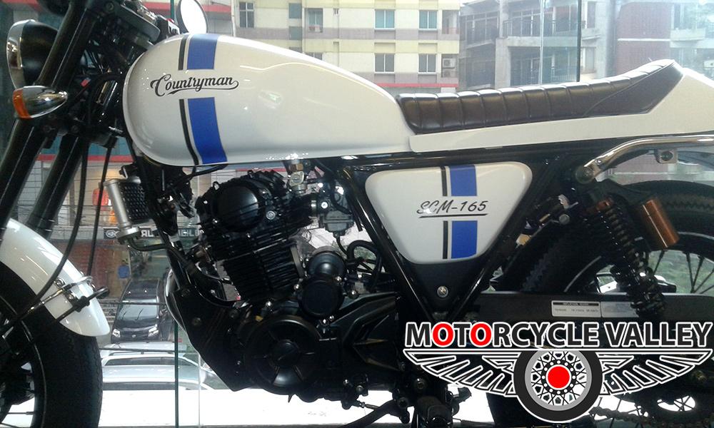 Speeder-Countryman-165cc-Cafe-Racer-Body-Review