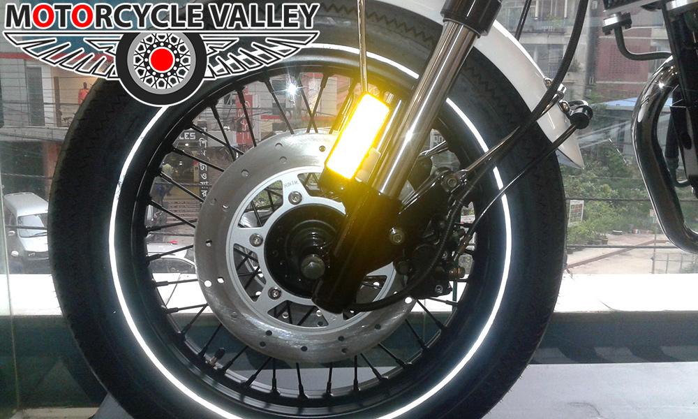 Speeder-Countryman-165cc-Cafe-Racer-Brakes-Review