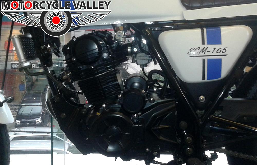 Speeder-Countryman-165cc-Cafe-Racer-Engine-Review