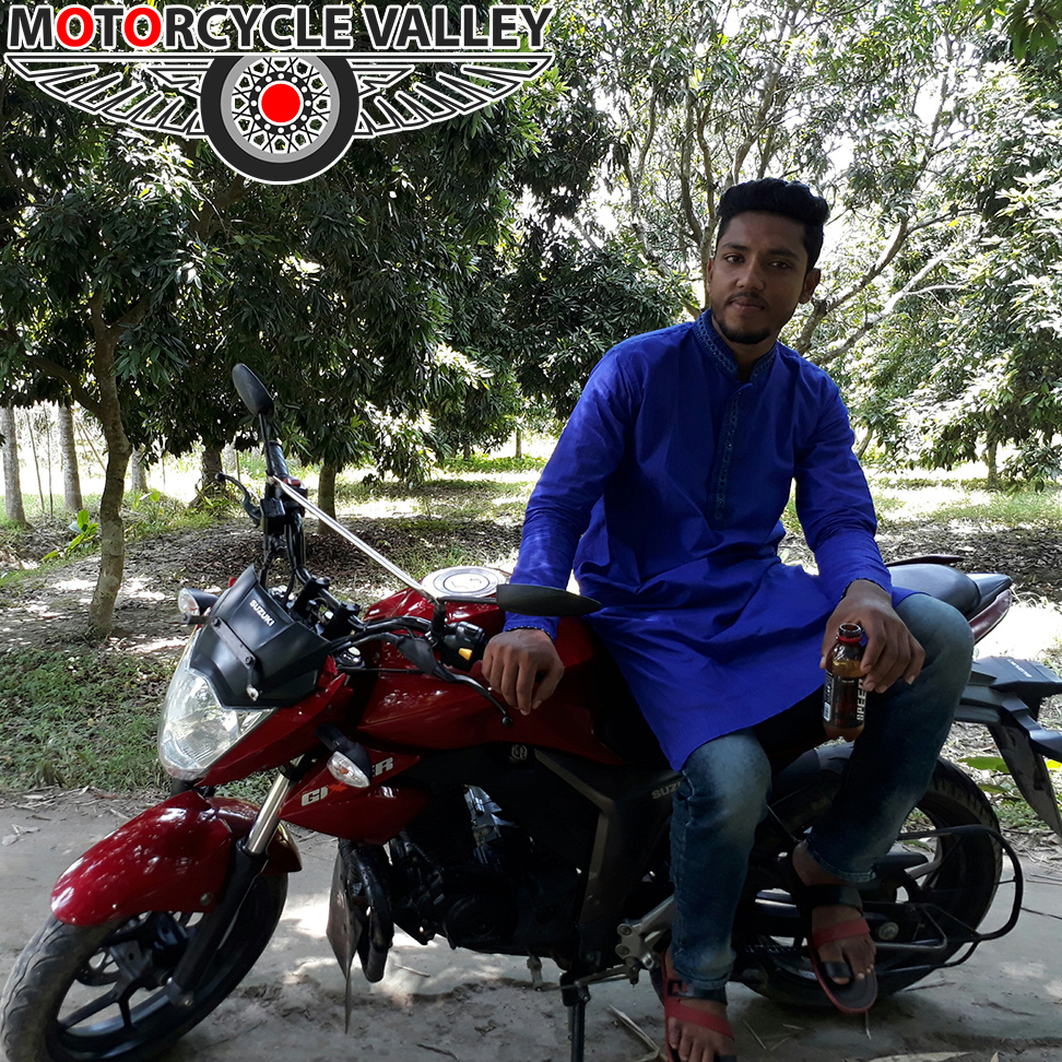 Suzuki-Gixxer-user-review-by-Rasel-Mahmud