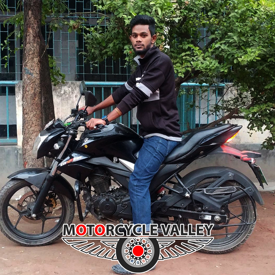 Suzuki-Gixxer-user-review-by-Sohel-Arman-Pial
