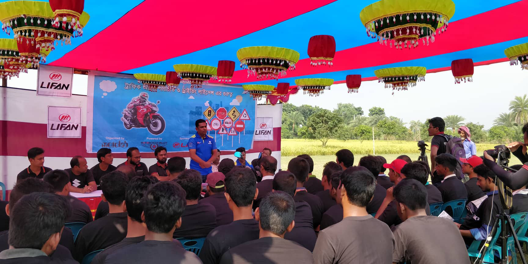Suzuki-Hayate-Test-Ride-Event-at-MOTOLAB-Polash
