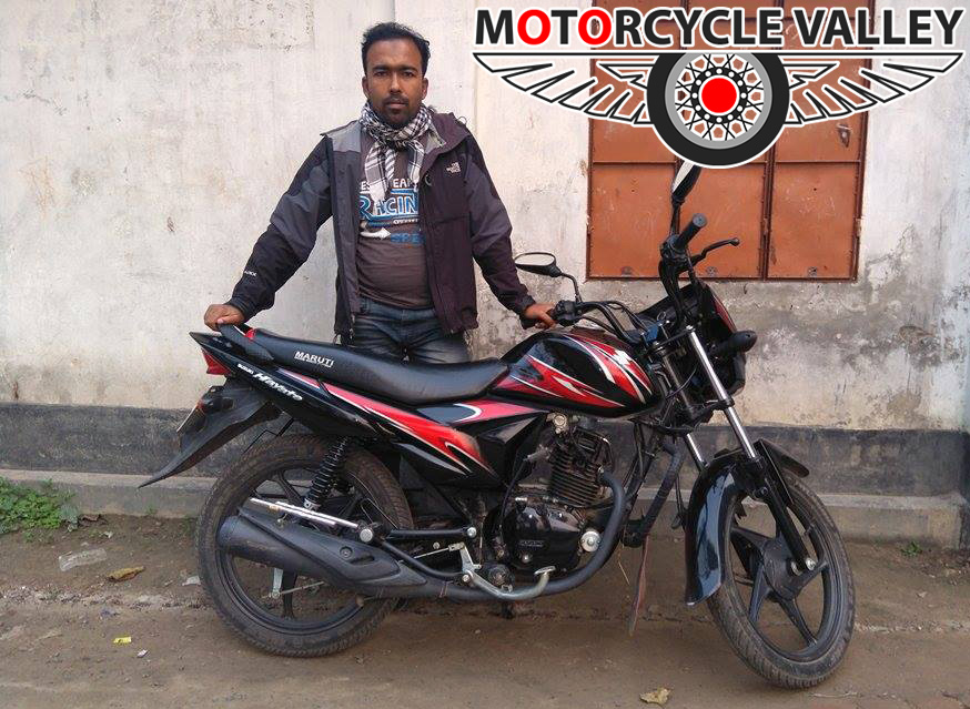 Suzuki-Hayate-user-review-by-Hamjala-Hossain