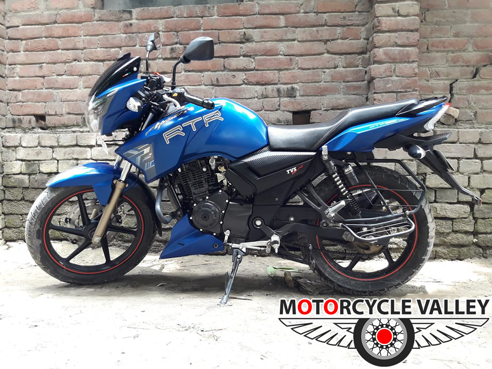 TVS-Apache-RTR-160-user-review-by-Dulal-Hossain-Design