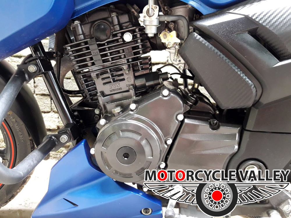 TVS-Apache-RTR-160-user-review-by-Dulal-Hossain-Engine