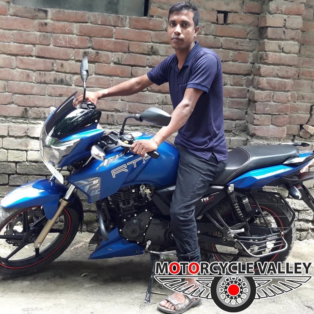 TVS-Apache-RTR-160-user-review-by-Dulal-Hossain