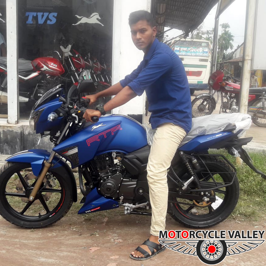 TVS-Apache-RTR-160-user-review-by-Jamil-Hossain