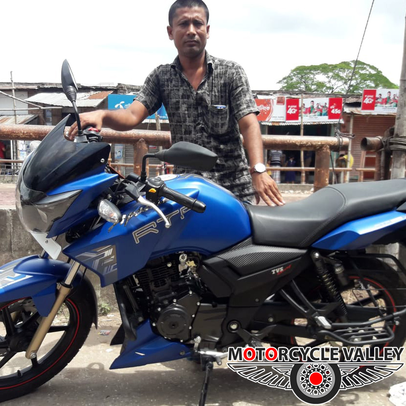 TVS-Apache-RTR-160-user-review-by-Shamim-Hossain