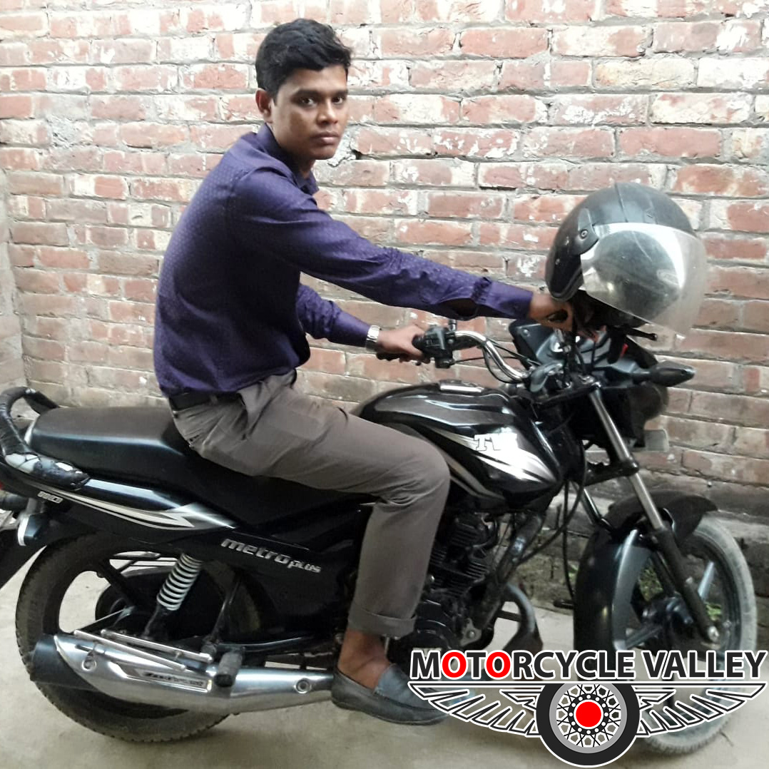 TVS-Metro-Plus-15000km-riding-experience-review-by-Ziaur-Rahman