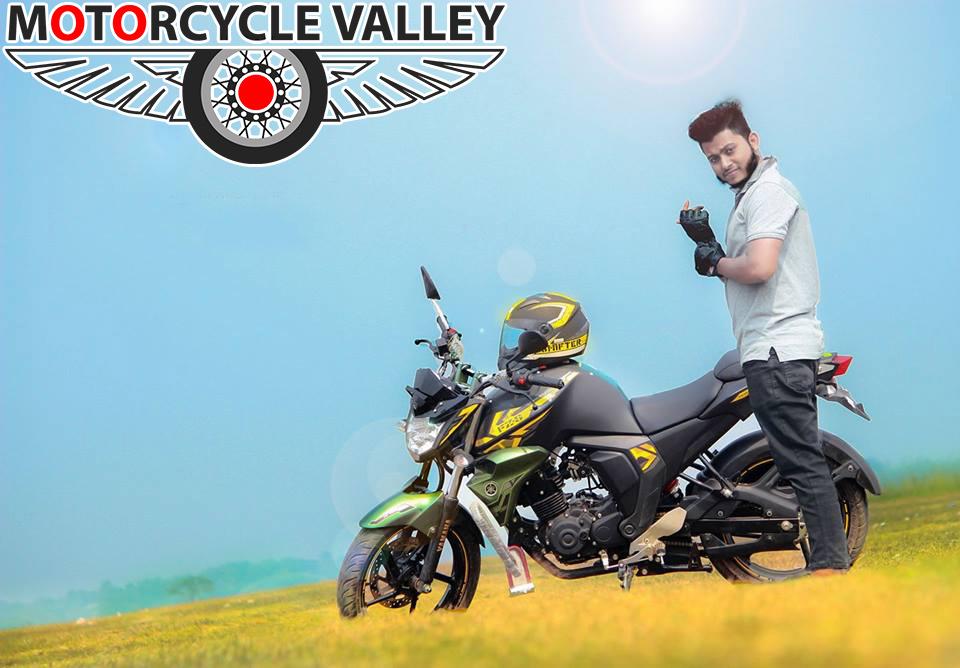 Yamaha-FZS-Fi-Matte-Green-user-review-by-Moin-Joy