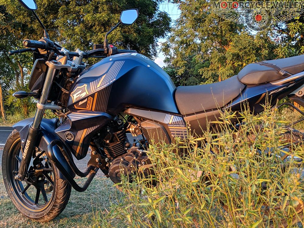 Yamaha-FZS-Fi-Rear-Disc-user-review-by-Masum-Talukder-Design