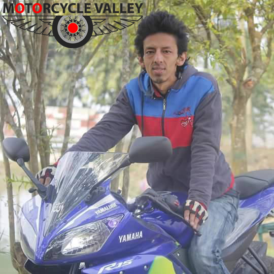 Yamaha R15 V2 user review by Rad Bin Alam
