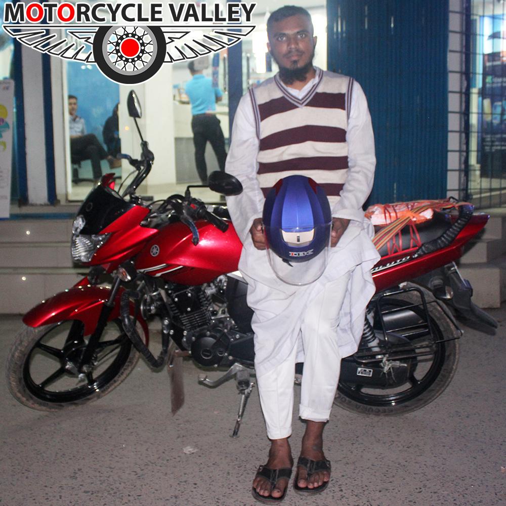 Yamaha-Saluto-125-user-review-by-Saddam-Hossain
