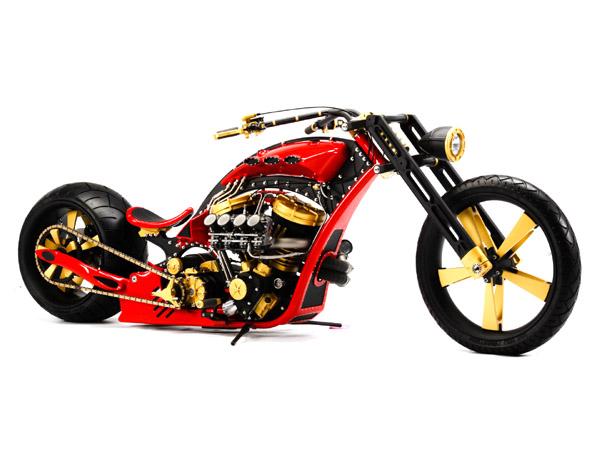 Type of Motorbike