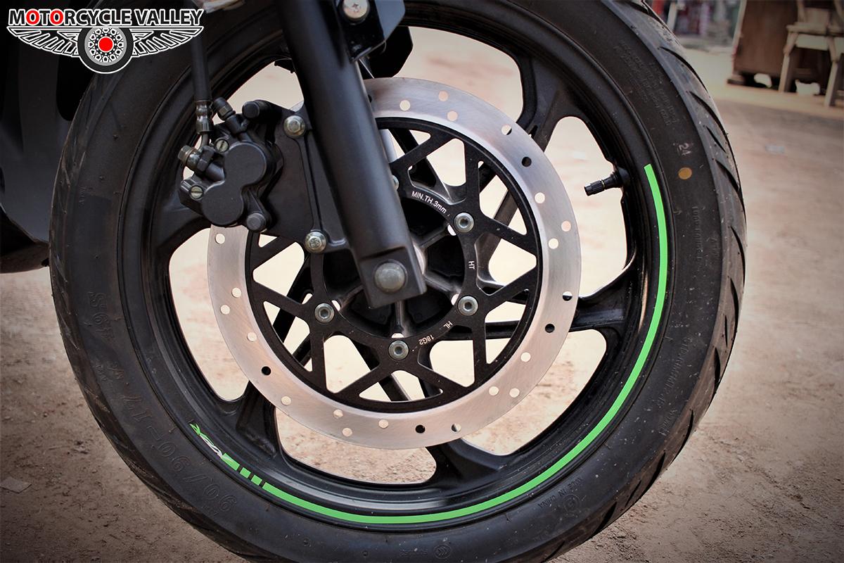 lifan-kpr-165r-brakes