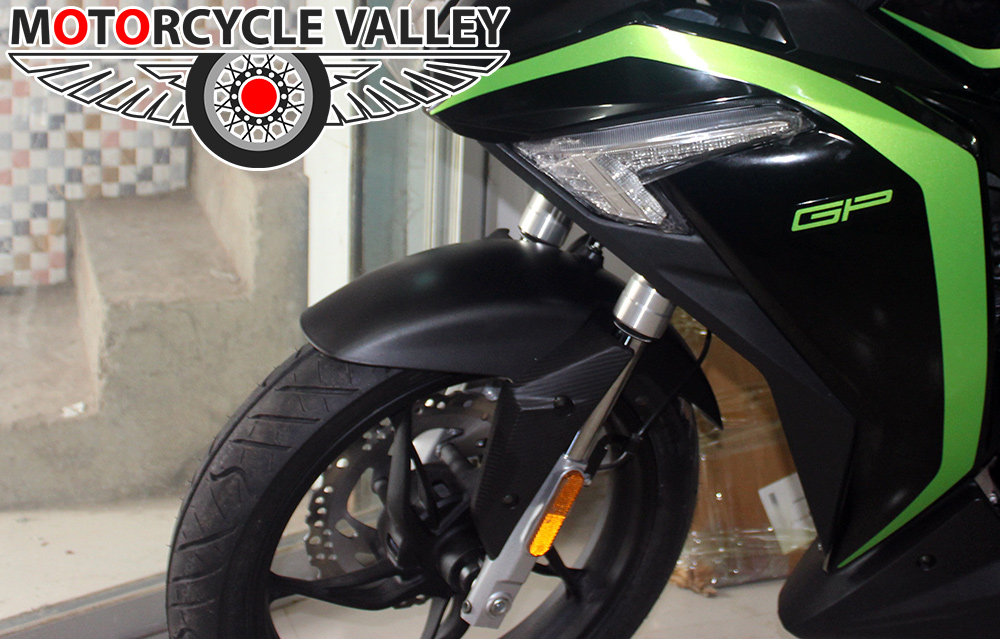 Loncin GP 150 Motorcycle Specification - AutosBD