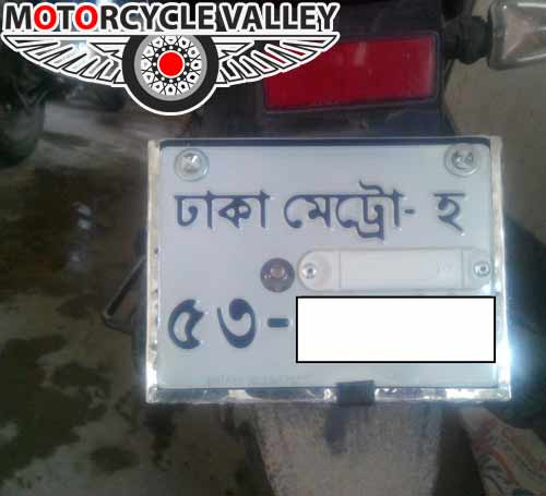 Motorcycle Digital Number Plate Motorcycle Price And News In