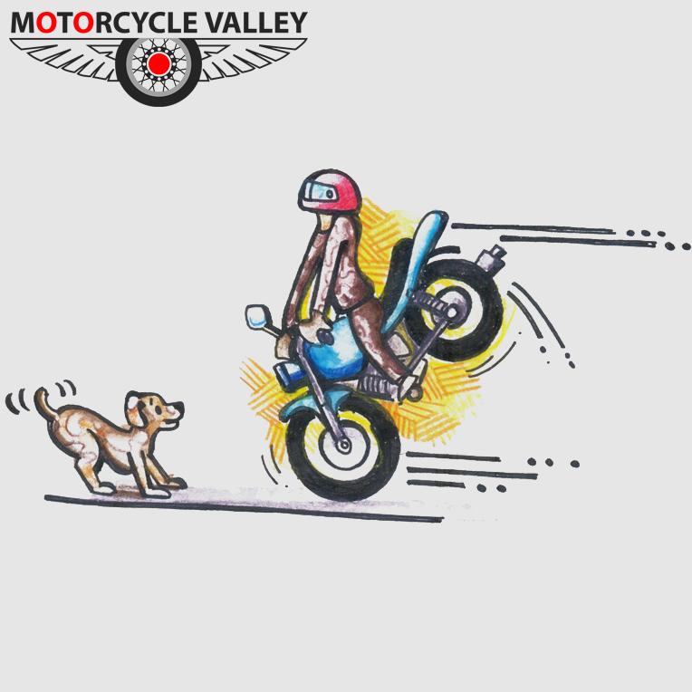 Motorcycle Emergency Braking