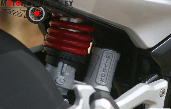 Types of motorcycle suspensions  Motorcycle price and news