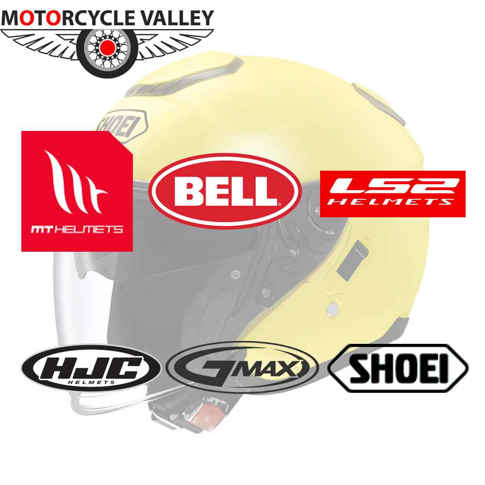 Popular Motorcycle Helmet Brands