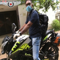 Bajaj Pulsar NS160 Special Edition First Impression Review by Muktadir Ahmed Sunny