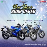 Yamaha New Year Bash Offer
