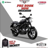 Cashback offer on Yamaha XSR-155