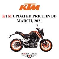 KTM Bike price in BD March 2021