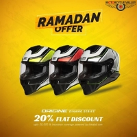 Origine Helmet Ramadan Offer