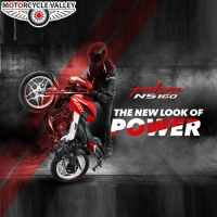 The New Pulsar NS 160 Refresh is now in Bangladesh