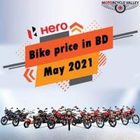 Hero Bike price in BD May 2021