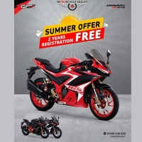 GPX Demon GR165R Red Fire is available again