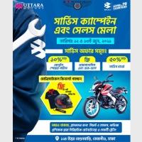 Uttara Motors Service Campaign and Sales Fair