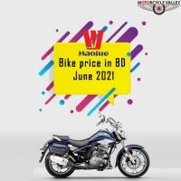 Haojue Bike price in BD June 2021