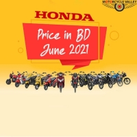 Honda Price in BD June 2021