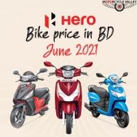 Hero Bike price in BD June 2021