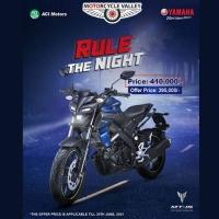Yamaha Rule the Night