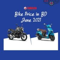Yamaha Bike Price in BD June 2021