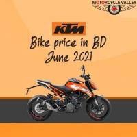 KTM Bike price in BD June 2021