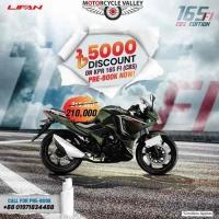 Buy Lifan KPR and enjoy 5000 Taka Discount