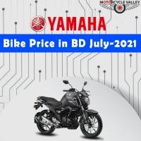Yamaha Bike Price in BD July 2021