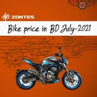 Zontes Bike price in BD July 2021