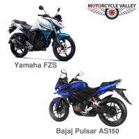 Bajaj Pulsar AS150 Vs Yamaha FZ-S