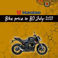 Haojue Bike Price in BD July 2021